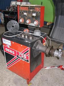 Wheel Balancer Coats Model 750 Digital Inner Outer