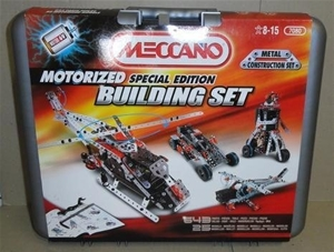 meccano motorized special edition building set   auction   graysonline