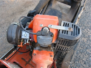 Lawn Edger - Tanaka TLE-550 Commercial