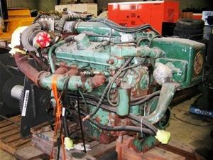 Detroit 8V92 Marine Engine