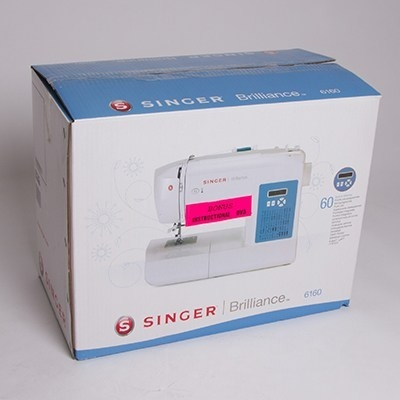 Buy Singer Brilliance 6160 Sewing Machine w LCD Screen ...
