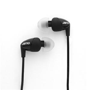 Jamo wEAR In30 In-Ear Headphones (Black)