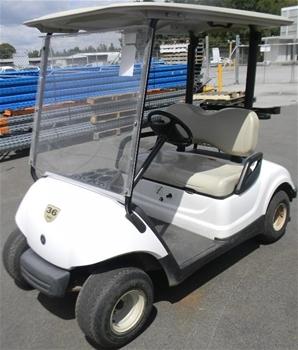 2009 yamaha ydra petrol golf cart colour white serial for Yamaha golf cart id
