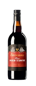 Angove `Anchorage` Fine Aged Tawny (6 x