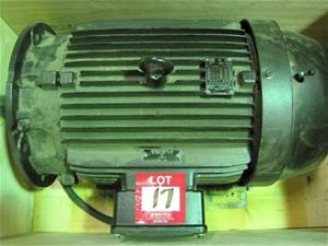 1 X Large Electric Motor Manufacturer Weg Model L37stde2