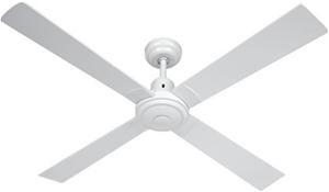 Omega sahara white ceiling fan sf120wa auction graysonline australia omega sahara white ceiling fan sf120wa aloadofball Images
