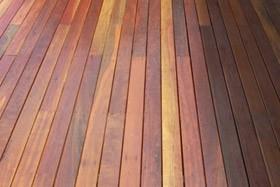 488 linear metres of mixed australian hardwood decking for Australian hardwood decking