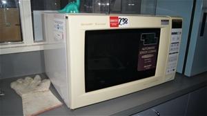 Convection Microwave Oven Sharp Carousel Model R980e 900