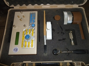 pfeuffer express he 50 grain moisture mixer auction 0034 7004854 graysonline australia. Black Bedroom Furniture Sets. Home Design Ideas