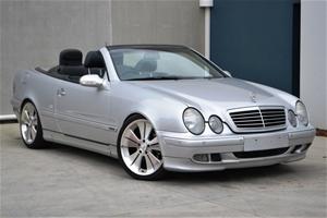 2002 mercedes benz clk 430 elegance 123 997 automatic for Mercedes benz clk 430 repair manual
