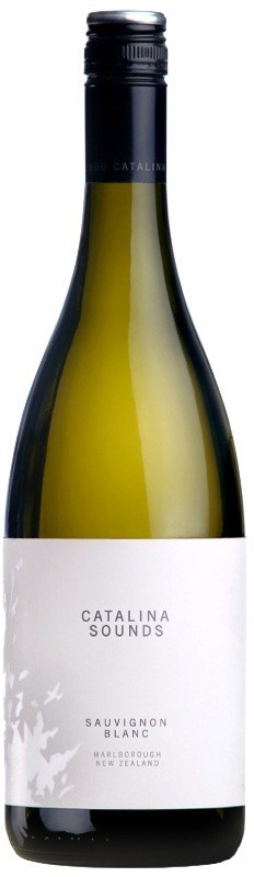 Catalina Sounds Sauvignon Blanc 2018 (12 x 750mL), Marlborough, NZ.
