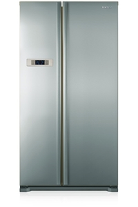 Samsung 710l Stainless Steel Side By Side Refrigerator Srs710gnls