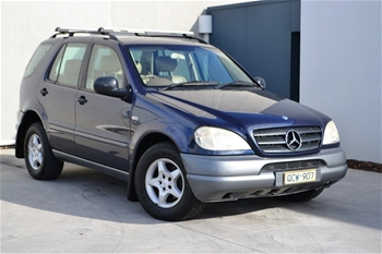 2000 mercedes benz ml320 luxury w163 7 seater 4wd 202 395 for 2000 mercedes benz ml320 owners manual