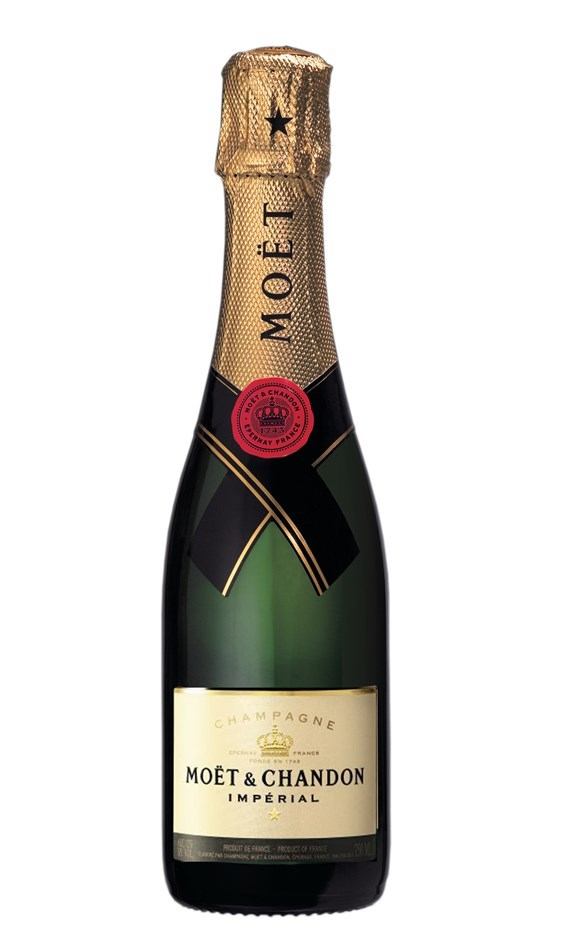 Moët & Chandon `Impérial` Brut NV (12 x 375mL half bottle), Champagne, FR.