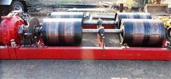 Dynamometer For Sale >> Truck Chassis Dynamometer Taylor Td 24