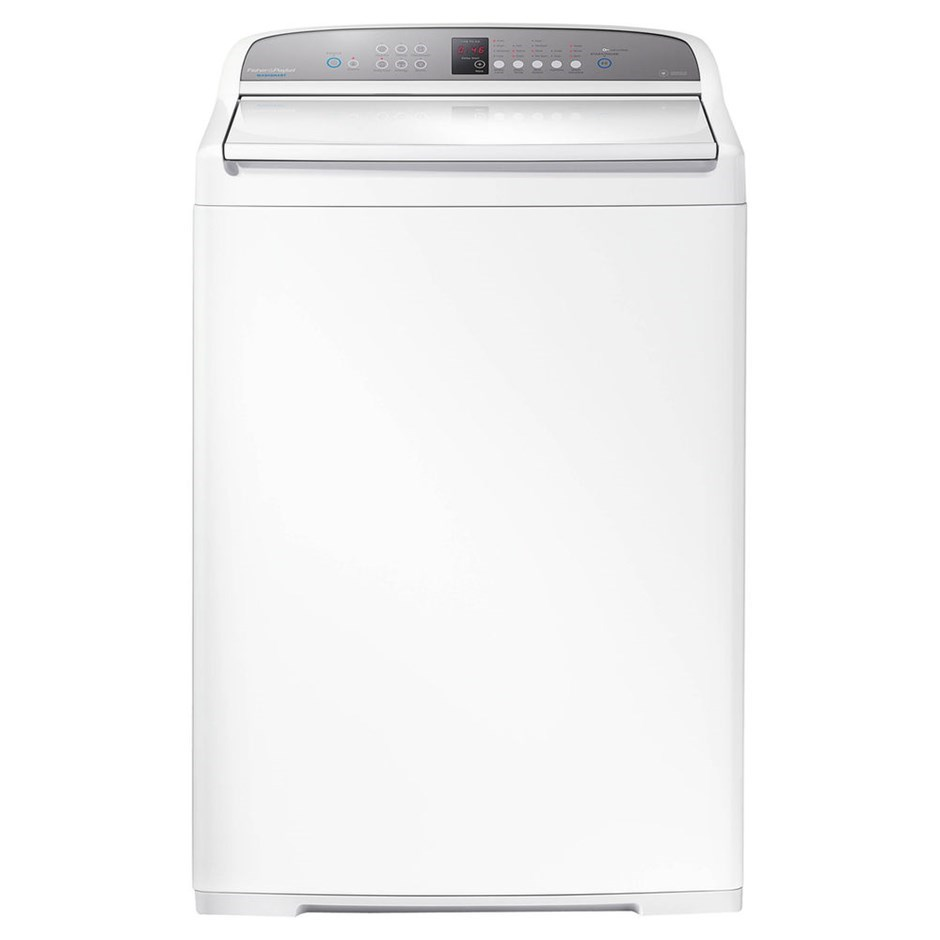 Uncategorized Kitchen Appliances Seconds factory seconds whitegoods brisbane graysonline fisher paykel 10kg top loader washing machine white wa1068g1