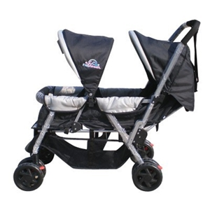 Twin Baby Pram Stroller - Front/Back Auction | GraysOnline