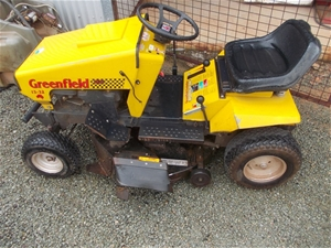 Ride On Mower Greenfield 13 32 Auction 0177 5010673
