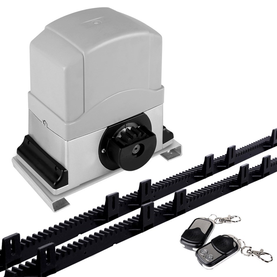 Solar Sliding Gate Opener Kit Graysonline
