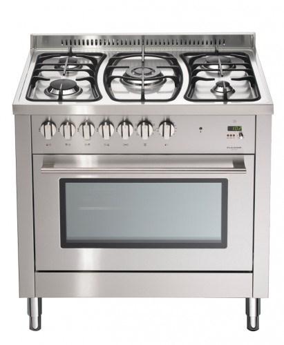 Fulgor Milano 90cm Gas Stainless Steel Freestanding Cooker (OVFS9-10)
