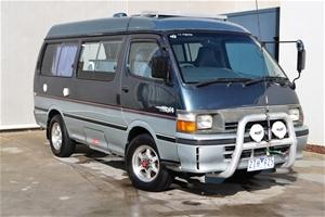 1991 Toyota Hiace 4WD Camper, 100164, Automatic