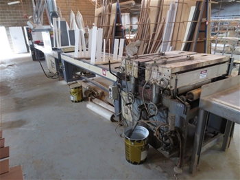 Timber Blind Manufacturer Plant Amp Equipment Sellout