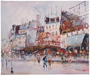 R.Davey-Title: Moulin rouge