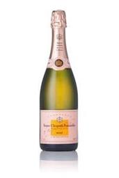 Veuve Clicquot Rosé NV (6 x 750mL), Champagne, France.