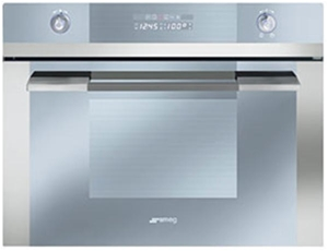 how to use a smeg steam oven