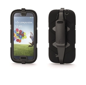 Griffin Survivor Case For Galaxy S4 Mobi