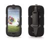 Griffin Survivor Case For Galaxy S4 Mobile Phone (Black)