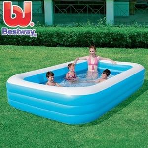 Buy Bestway 305 X 183cm Deluxe Inflatable Family Pool Graysonline Australia