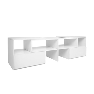 Artiss Entertainment Unit with Cabinets