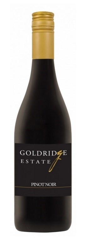 Goldridge Estate Pinot Noir 2018 (12 x 750mL), Central Valley, Chile.