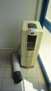 manual for dimplex portable air conditioner