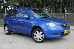 2003 Mazda 2 Neo DY Series 1 Hatchback Auction (0001-5012712 ...