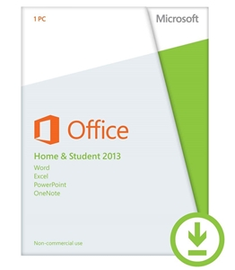 Buy Microsoft Office Home & Student 2013 - 1 PC (Download
