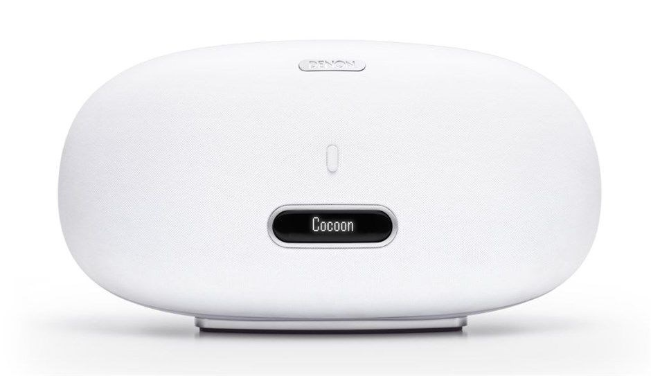 Denon Cocoon Home Wireless Music System (DSD500) (White)