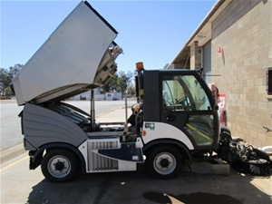 street sweeper hako citymaster 2000 twin broom articulated auction 0001 3009309. Black Bedroom Furniture Sets. Home Design Ideas