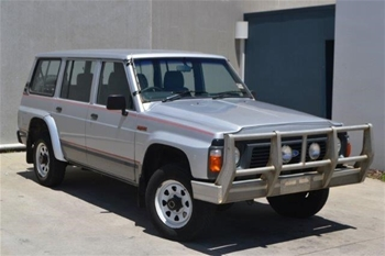 1989 Ford Maverick XLT 4WD, 1990 Holden Rodeo DLX 2600