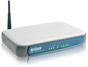 Netcomm NB504 54Mbps Wireless Firewall R