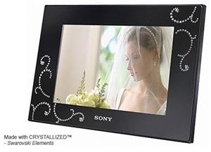 Buy Sony Swarovski 7 Inch Digital Photo Frame New Graysonline