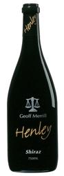 Geoff Merrill `Henley` Shiraz 2005 (3 x 750mL), McLaren Vale, SA.