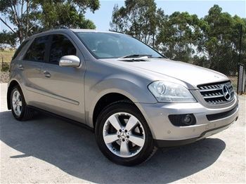 2005 mercedes benz ml 500 luxury w164 139258 automatic for 2005 mercedes benz ml500