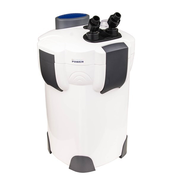 Aquarium Ext Canister Filter 1400L/H with UV Light Sterilizer + Bonus Kit