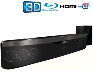 how to connect philips dsp475u soundbar to tv