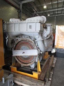 MTU 12v4000 Diesel Engine V12 Cylinder Engine