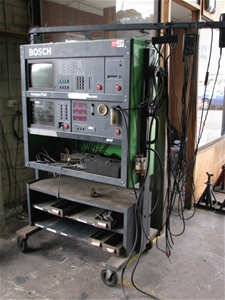 tune up analysis machine bosch compact test including. Black Bedroom Furniture Sets. Home Design Ideas