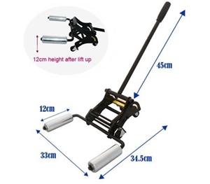 buy ezy wheel lifter dolly heavy tyre change wd offroad graysonline australia