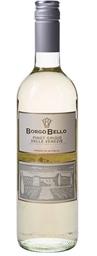 Borgo Bello Pinot Grigio Delle Venezie IGT 2018 (6 x 750mL), Veneto, Italy